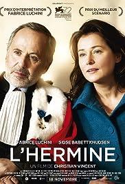 L'hermine Poster
