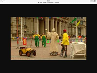 Movie up download Brum and the Runaway Statue [hdv]