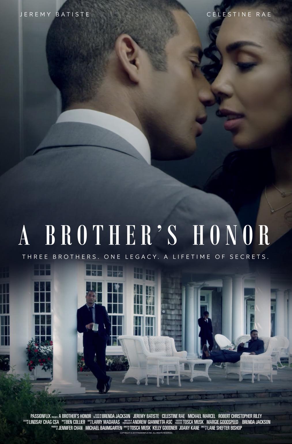 Brolio garbė (2019) / A Brothers Honor