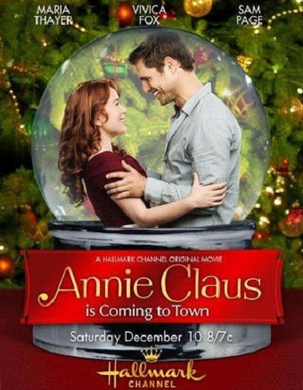 Atvyksta Anė Klaus / Annie Claus is Coming to Town (2011) Online