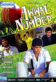 Top Number Poster