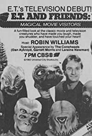E.T. and Friends: Magical Movie Visitors (1982) starring Robin Williams on DVD on DVD