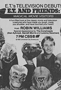 Primary photo for E.T. and Friends: Magical Movie Visitors