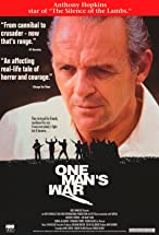 Primary image for One Man's War