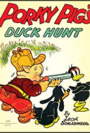 Porky's Duck Hunt Poster