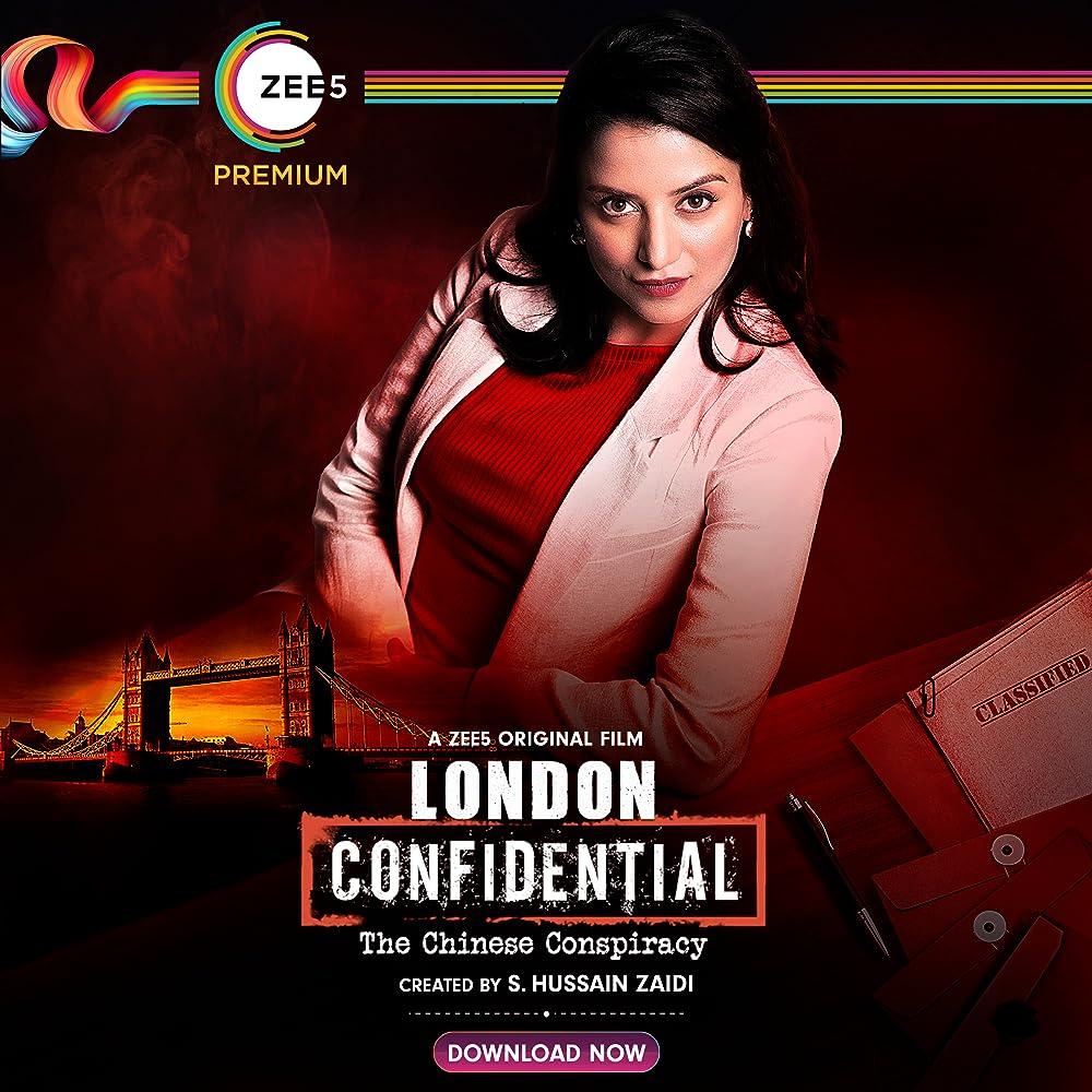 London Confidental 2020 Hindi 250MB Zee5 HDRip ESub Download