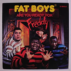 Movie for free download Fat Boys: Are You Ready for Freddy by Rachel Talalay [480x640]