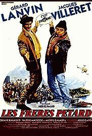 Les frères Pétard Poster