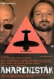 Anarchisták Poster