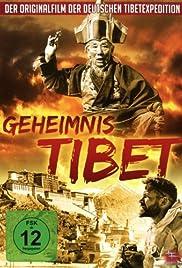 Geheimnis Tibet Poster