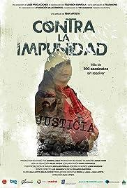 Contra la impunidad Poster