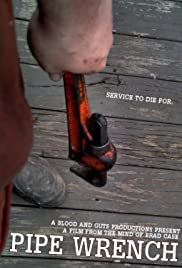 Pipe Wrench Poster