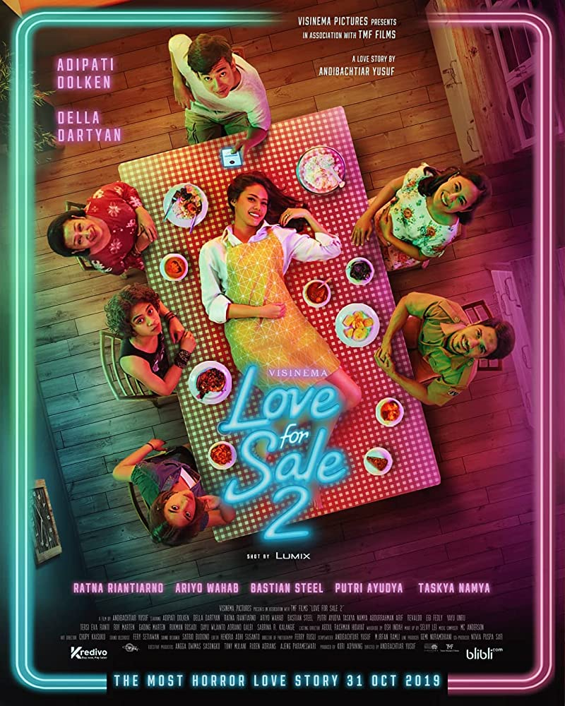 Poster Film Love for Sale 2 (2019)