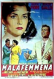 Malafemmena Poster