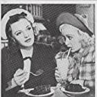 Dorothea Kent and Andrea Leeds in Youth Takes a Fling (1938)