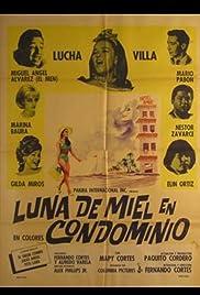 Luna de miel en Puerto Rico Poster