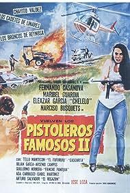 Pistoleros famosos II (1986)