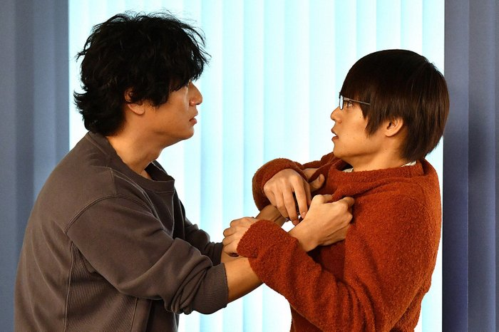 Arata Iura and Masataka Kubota in Unnatural (2018)