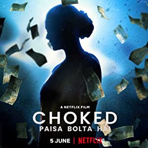Choked film Poster
