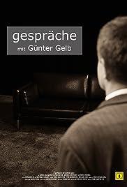 Gespräche mit Günter Gelb Poster