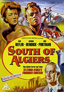 South of Algiers Peter Graham Scott