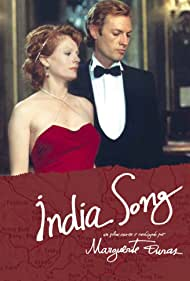 Claude Mann and Delphine Seyrig in India Song (1975)