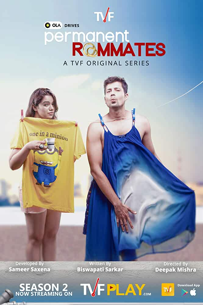 TVF Permanent Roommates (2014) Season 1