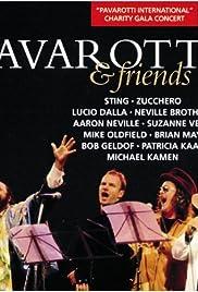 Pavarotti & Friends Poster