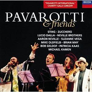 Dvd quality downloadable movies Pavarotti \u0026 Friends by none [2k]
