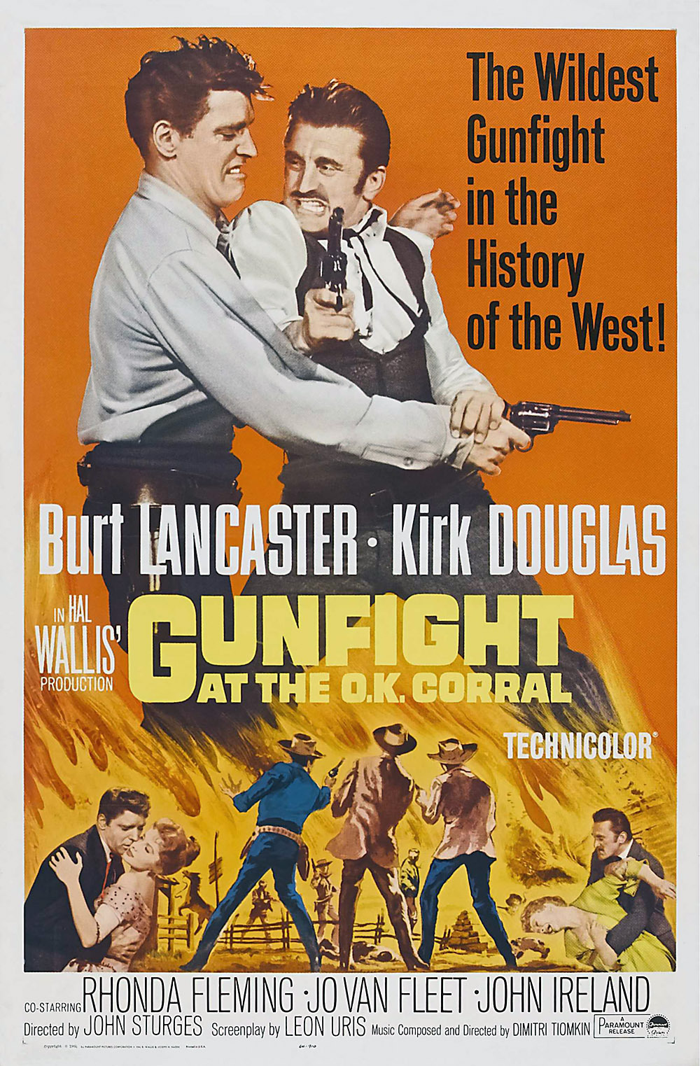Gunfight at the O.K. Corral hd on soap2day