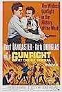 Kirk Douglas, Burt Lancaster, Rhonda Fleming, and Jo Van Fleet in Gunfight at the O.K. Corral (1957)