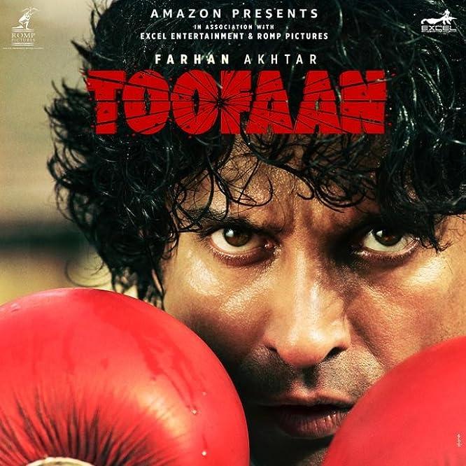 Farhan Akhtar in Toofaan (2021)