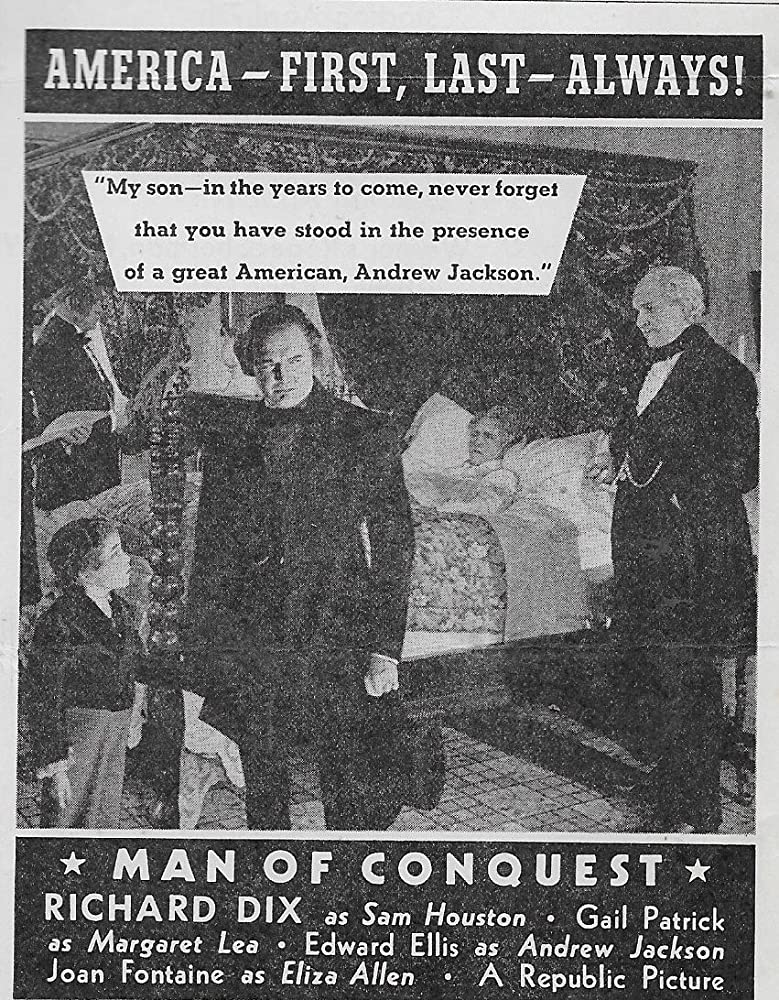 Richard Dix, Edward Ellis, and Fred Cutler in Man of Conquest (1939)