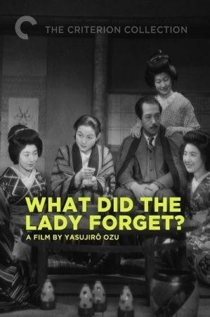 Where to stream What Did the Lady Forget?