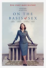 Felicity Jones in On the Basis of Sex (2018)