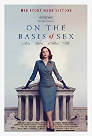 Watch On the Basis of Sex (2019) Online Full Movie Free