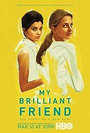 My Brilliant Friend (Lamica geniale) Poster