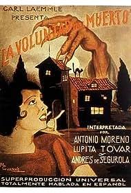 Lupita Tovar in La voluntad del muerto (1930)