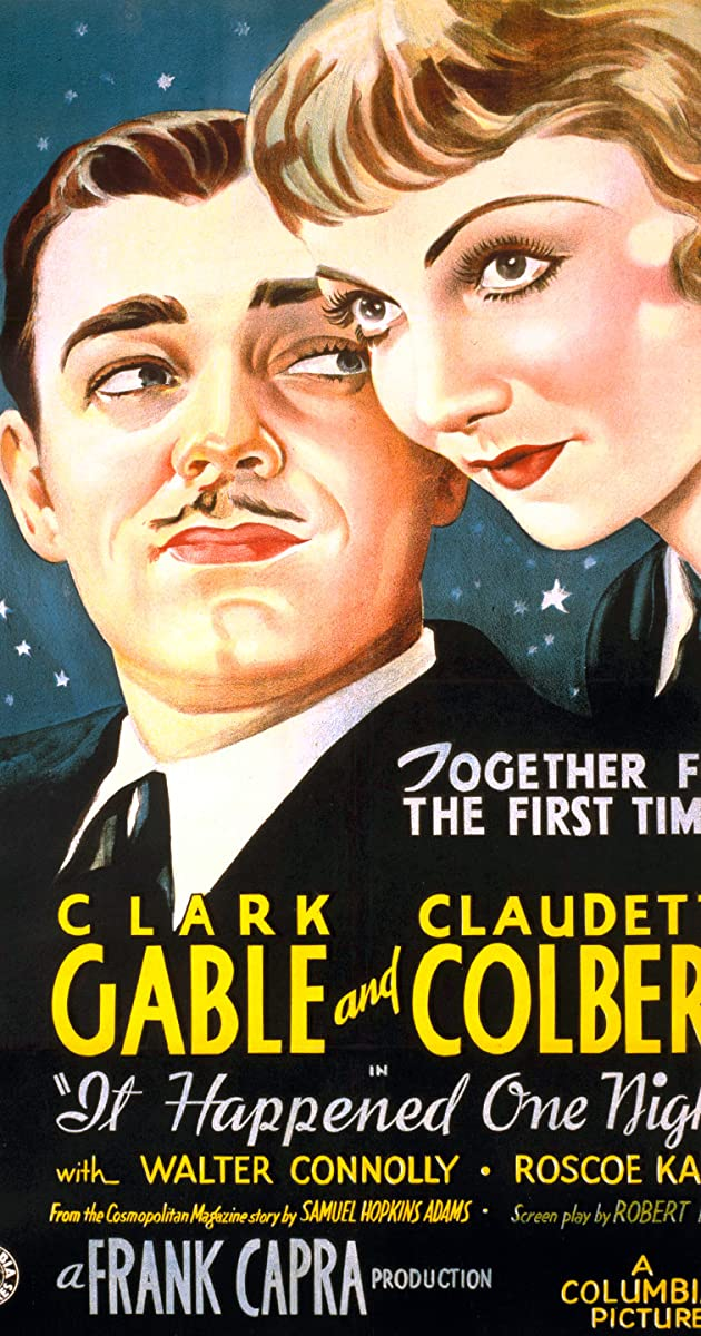 It Happened One Night (1934) - IMDb