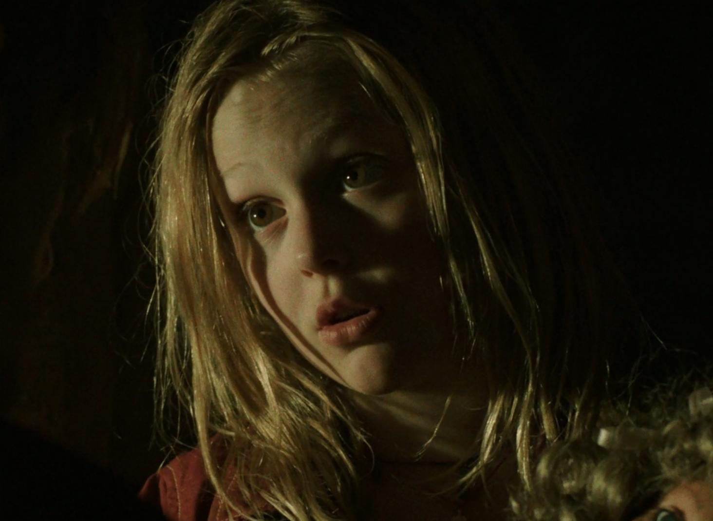Emily Alyn Lind in Hidden (2015)