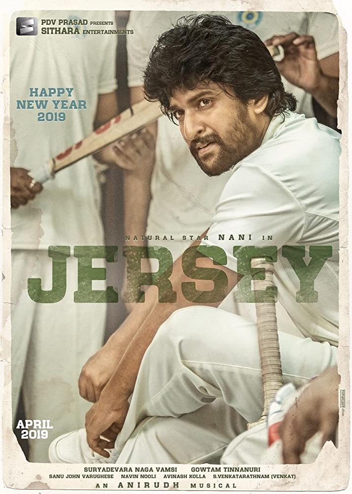 Jersey (2019) Telugu 400MB HDRip ESub Download