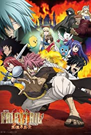 Fairy Tail: Priestess of the Phoenix Poster
