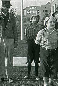 Dick Good, Leon Holmes, Jack McHugh, and Albert Schaefer in Captain Kidd's Kittens (1927)