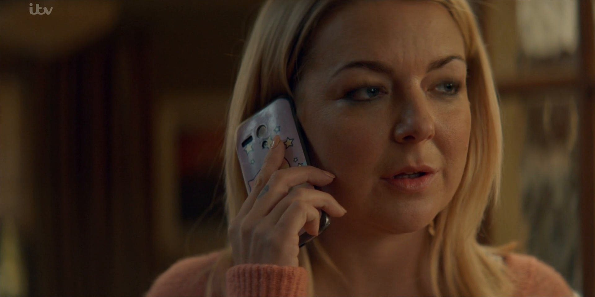 Sheridan Smith in Cleaning Up (2019)