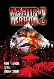 Vacations of Terror 2 Poster