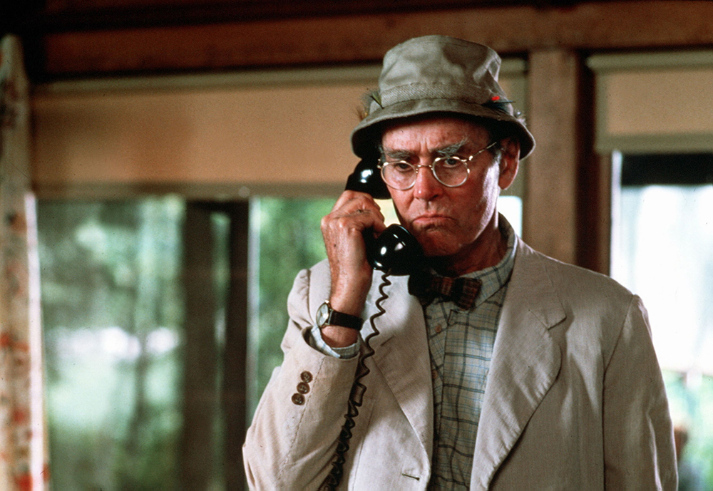 Image result for henry fonda on golden pond