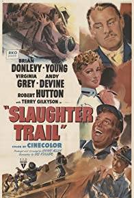 Primary photo for Slaughter Trail