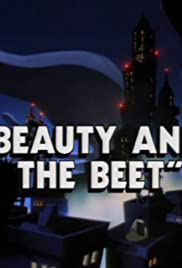 Beauty and the Beet Poster
