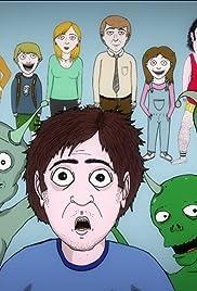 Jeff & Some Aliens Poster - TV Show Forum, Cast, Reviews