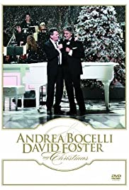 Andrea Bocelli & David Foster: My Christmas Poster